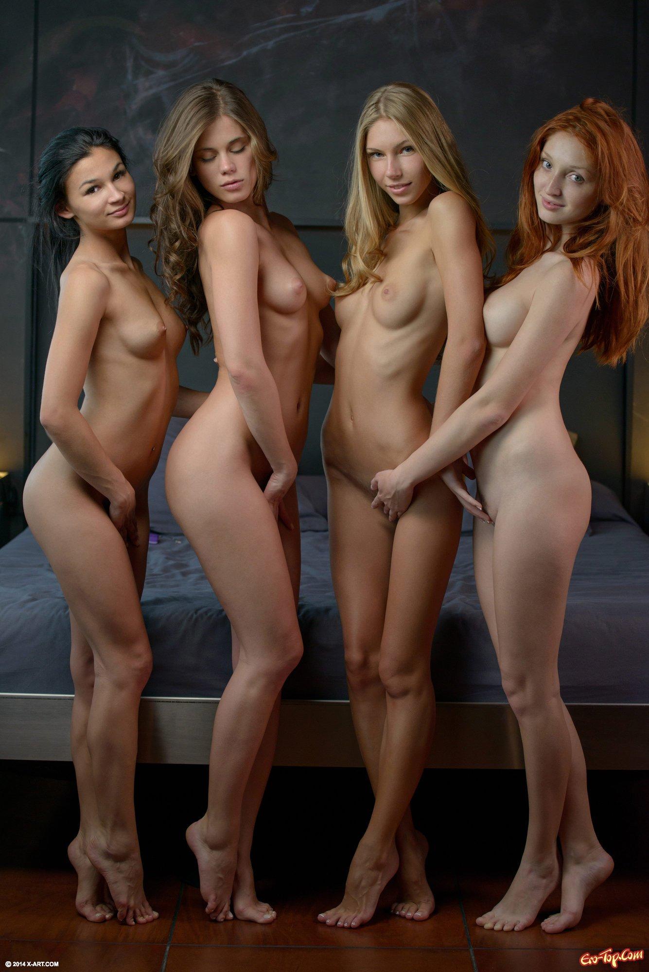 Nude girl aloud